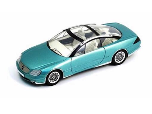 Mercedes Benz: F200 Concept 1996 - verde - 1:43