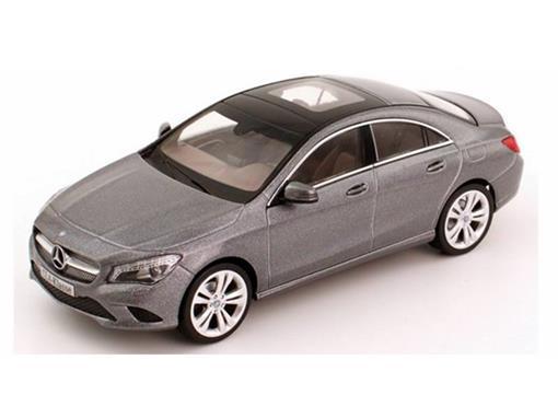 Mercedes Benz: CLA-Classe (2013) - Cinza - 1:43