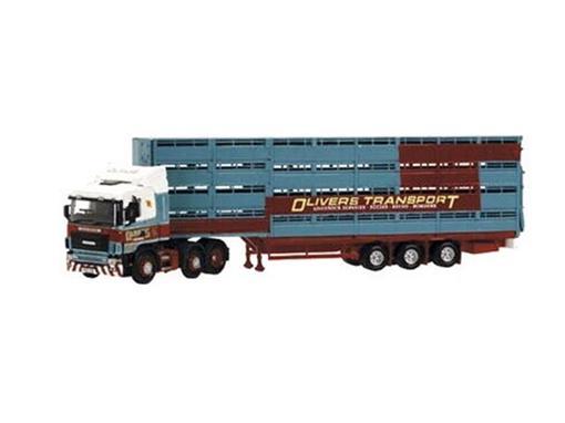 Scania: 4 Series -