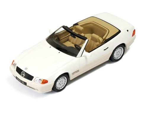 Mercedes Benz: 500 SL (R129) 1990 - 1:43