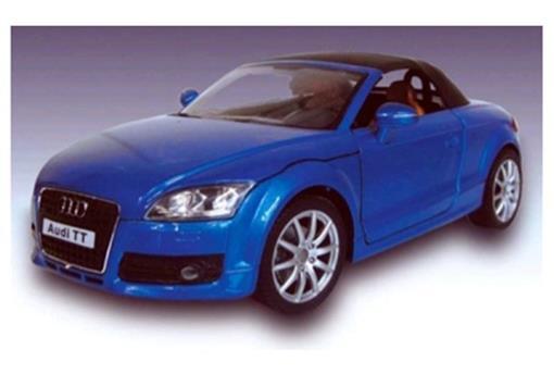 Audi: TT Soft Top - 1:24