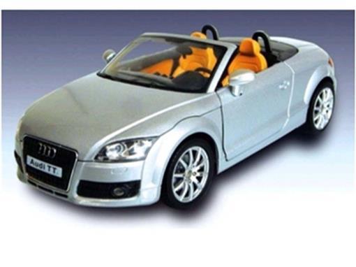 Audi: TT Roadster - 1:24