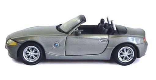 BMW: Z4 - Cinza - 1:43