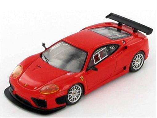 Ferrari: 360 GTC Racing Presentation (2001) - 1:43