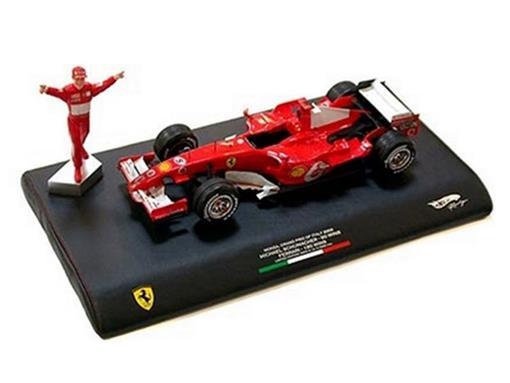 Ferrari: M. Schumacher - 190 Wins - Italy GP 2006 - 1:18