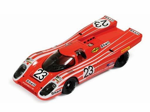 Porsche: 917k Herrmann / Attwood (1970) - Le Mans - 1:43