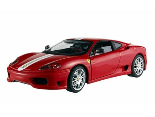 Ferrari: Challenger Stradale - Vermelha - 1:18