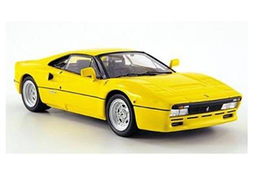 Ferrari: 288 GTO - Amarela - 1:43
