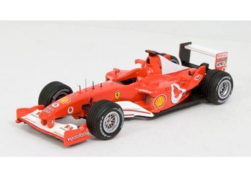 Ferrari: F2003-GA - Michael Schumacher - Italy GP 2003 - 1:43