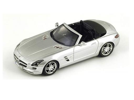 Mercedes Benz: SLS AMG Roadster (2012) - 1:43