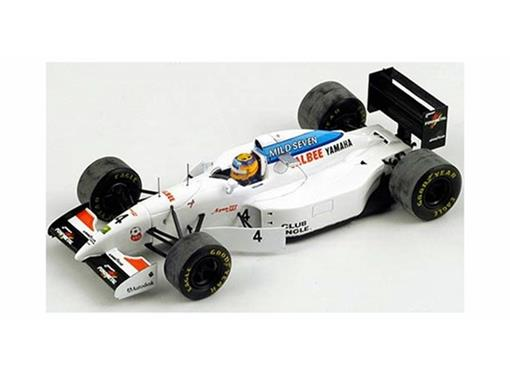 Tyrrell F1: 022 #4 - M. Blundell - Spanish GP 1994 - 1:43