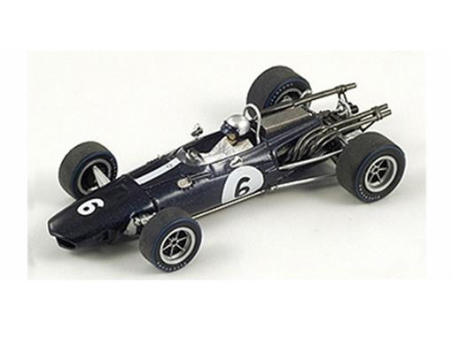 Eagle: T1G Weslake #6 - R. Ginther - (1967) - 1:43