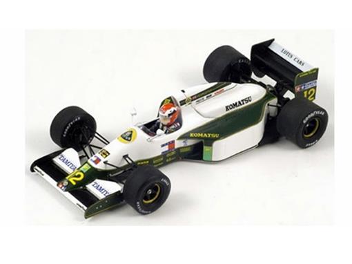 Lotus F1: 102B #12 (1991) - Johnny Herbert - 1:43
