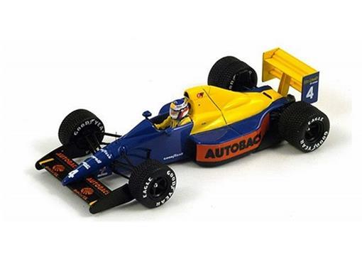 Tyrrell F1: 018 #04 - J. Alesi - Japan GP 1989 - 1:43