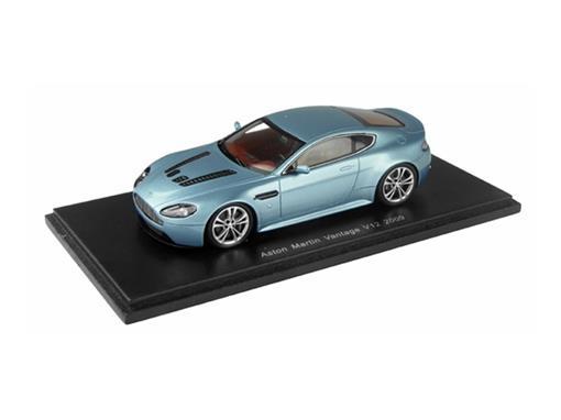 Aston Martin: Vantage V12 (2009) - Azul - 1:43