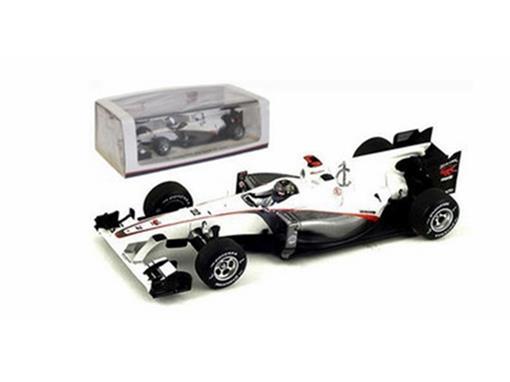 Sauber: C29 - Nick Heidfeld - Brazil GP 2010 - 1:43 - Spark