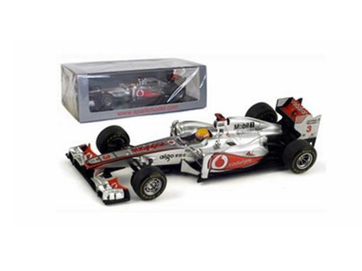 McLaren: MP4-26 - L. Hamilton - Winner German GP 2011 - 1:43