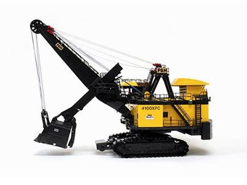 P&H: Carregadeira de Mineração 4100 XPB  - HO