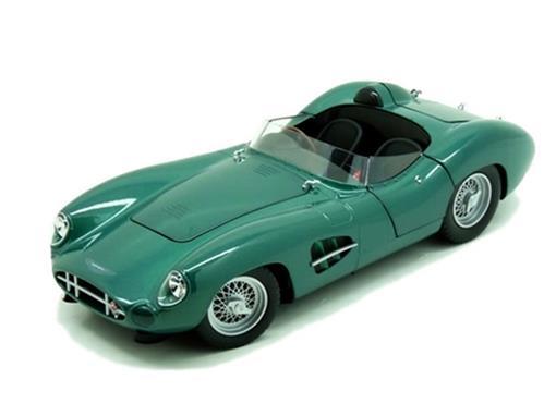 Aston Martin: DBR1 Conversível (1959) - Verde - 1:18