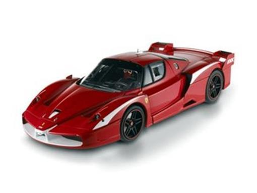 Ferrari: FXX Evoluzione - Vermelho Escuro - 1:18
