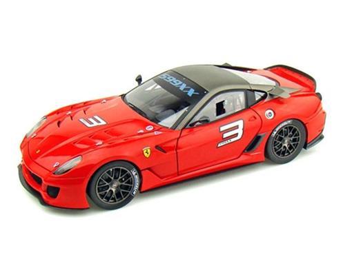 Ferrari: 599XX - 1:18