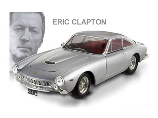Ferrari: 250 GT Berlinetta Lusso - Eric Clapton - 1:18