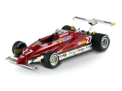 Ferrari: 126 C2 G. Villeneuve (1982) - 1:43