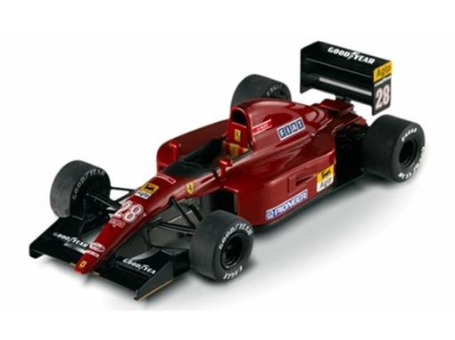 Ferrari: F1-91 - Jean Alesi - Monaco GP (1991) - 1:43