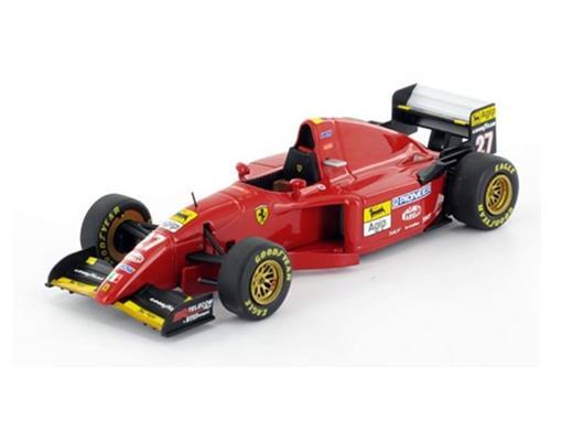 Ferrari: 412 T2 J. Alesi - Europe GP 1995 - 1:43