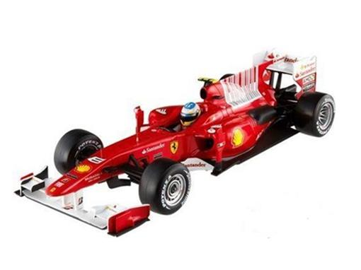Ferrari: F10 Fernando Alonso Bahrain GP Edition 2010 - 1:18