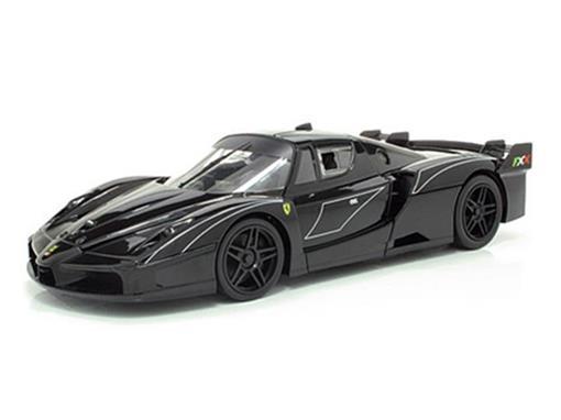 Ferrari: FXX Evoluzione - Preta - 1:18