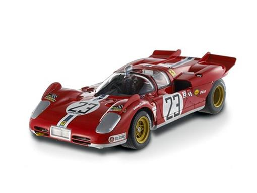 Ferrari: 512 S - 24Hs of Daytona 1971 - 1:18