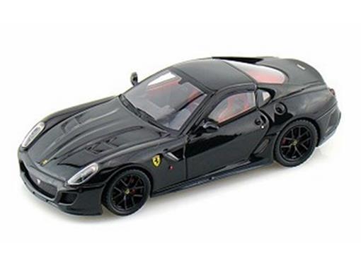 Ferrari: 599 GTO - Preta - 1:43