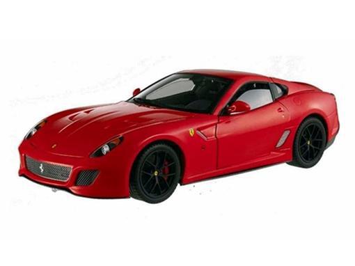 Ferrari: 599 GTO (2010) - Vermelha - 1:43