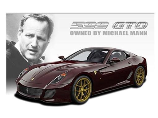 Ferrari: 599 GTO - Michael Mann - 1:18