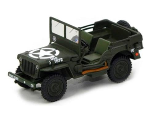 Jeep: Willys (1945) - 1:43