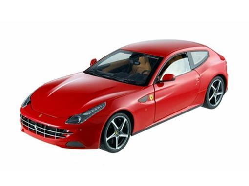Ferrari: FF - Vermelha - 1:18