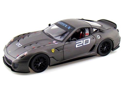 Ferrari: 599XX - Grafite - 1:18
