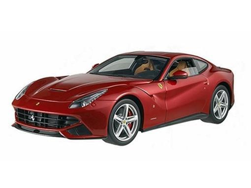 Ferrari: F12 Berlinetta (2012) - Vermelha - 1:18