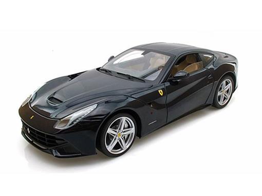 Ferrari: F12 Berlinetta (2012) - Azul Escuro - 1:18
