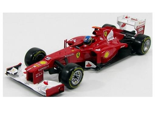 Ferrari: F2012 - Fernando Alonso (2012) - 1:18