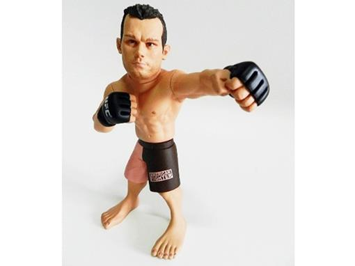 Boneco UFC Rich Franklin