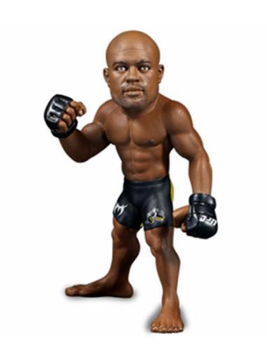 Boneco UFC Anderson Silva
