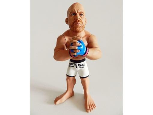 Boneco UFC Wanderlei Silva