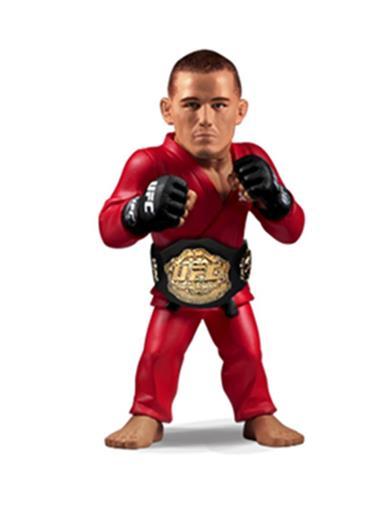 Boneco UFC George St Pierre