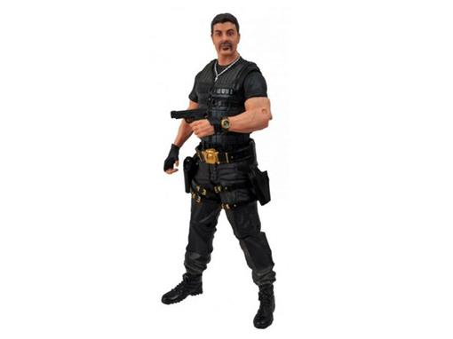 Boneco Barney Ross The Expendables 2 (Os Mercenários 2)