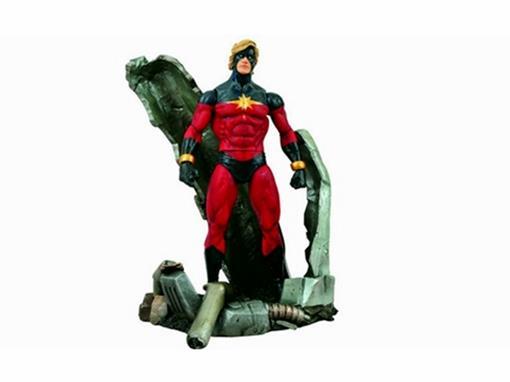 Boneco Capitao Marvel - Marvel Select
