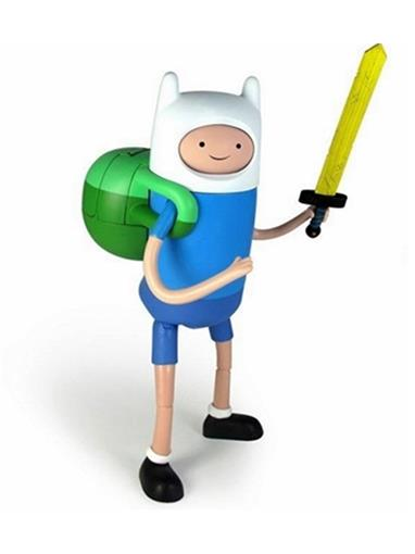 Boneco Finn Deluxe Edition - Adventure Time (Hora de Aventura)