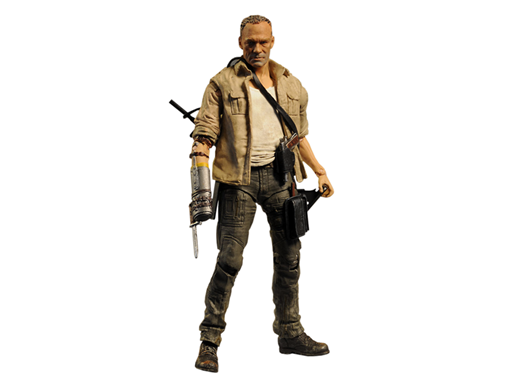 Boneco Merle Dixon - The Walking Dead 3 - McFarlane Toys