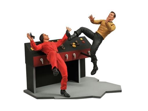 Star Trek Captain Kirk Vs Khan - Diamond Select Toys